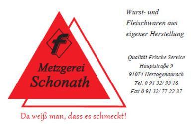 Metzgerei Schonath Herzogenaurach
